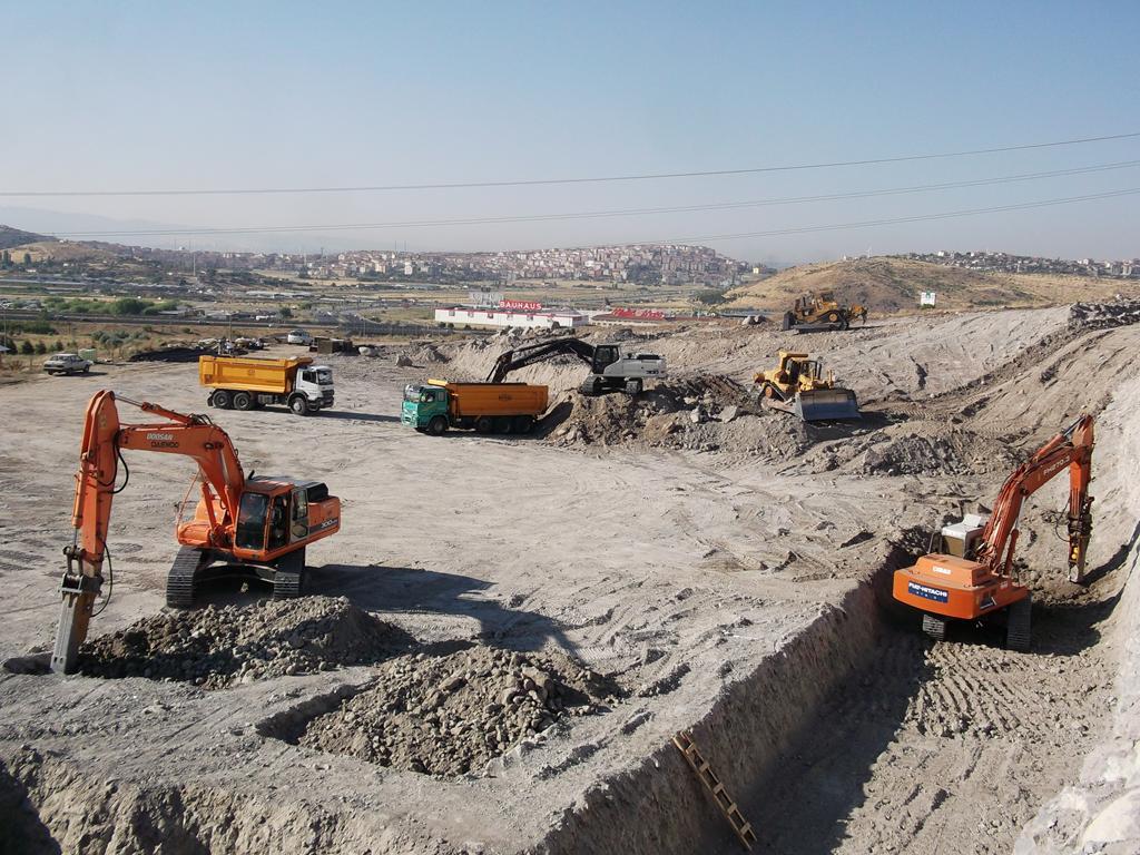 Ankara Kazı Firması