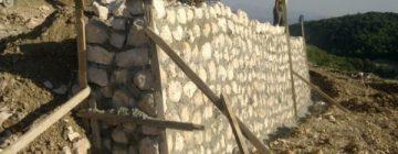 Taş Duvar Yapımı